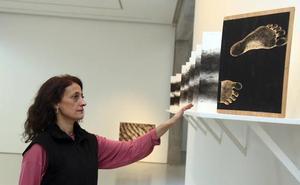 Laura Lio imagina el sistema nervioso del mundo y lo expone en el Centro de Arte Caja de Burgos