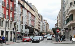 Los hosteleros burgaleses muestran su «absoluto desacuerdo» con la reducción de un carril en la calle Vitoria