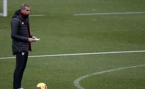 Garitano: «El Barcelona tiene cinco o seis jugadores que son de lo mejor del mundo»