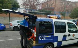 La Policía de Valladolid denuncia al 55% de los autobuses escolares inspeccionados