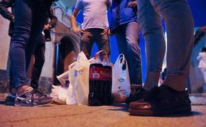 Diputación reunirá en marzo a los alcaldes para analizar la ordenanza contra el botellón