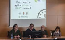 Comienza la segunda edición del concurso de doctorandos 'Tres Minutos Tesis', organizado por la UBU