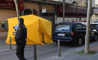 Fallece un varón en la calle Verbena de Valladolid tras precipitarse desde un séptimo piso