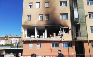 La mayoría de los residentes opta por no pasar la noche en el edificio afectado por la explosión