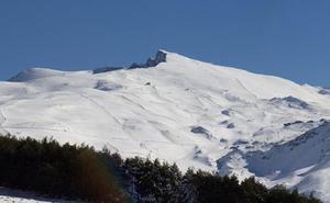 España vive sus mejores días de nieve