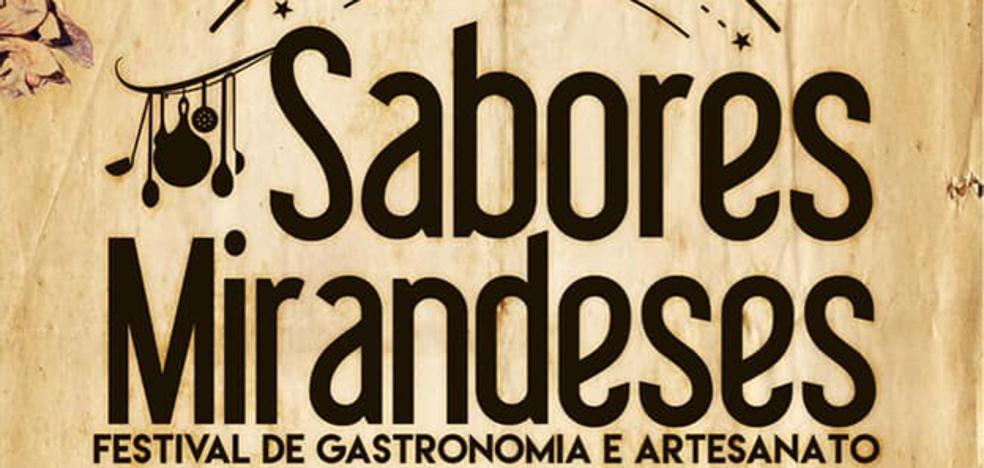 Aranda participa en la Feria de Sabores de Miranda do Douro