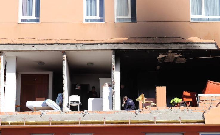 La barriada de San Juan Bautista recupera la normalidad