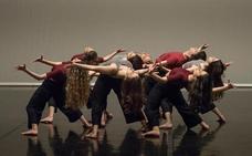 Un espectáculo de danza clásica y contemporánea inicia los actos del 25 Aniversario de la Universidad de Burgos