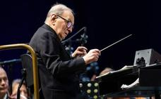 Ennio Morricone se despedirá de España en un concierto en mayo
