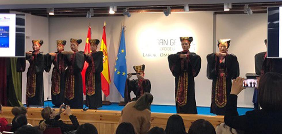 San Gabriel acoge un Foro Económico y Cultural China-Europa