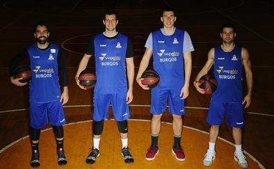 El San Pablo Burgos aporta varios internacionales a la ventana FIBA
