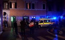 Cuatro hinchas del Sevilla heridos en Roma en una pelea con radicales del Lazio
