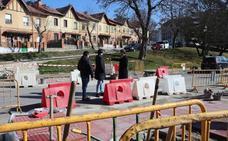 El Ayuntamiento actuará en las traseras de San Lesmes tras mejorar Doña Jimena