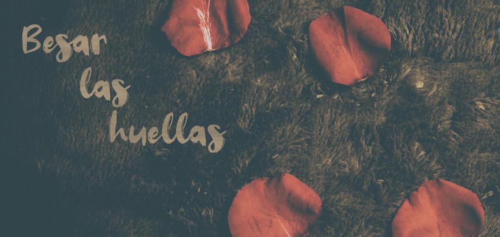 Poesía, música y arte burgalés dan forma a 'Besar las Huellas'