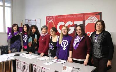 La CGT llama a una huelga general feminista de 24 horas el 8 de marzo