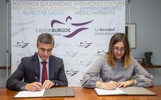 Lerma contará para las Edades del Hombre con el centro que la Fundación Caja de Burgos tiene en la villa