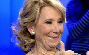 Así ha sido el paso de Esperanza Aguirre por 'Pasapalabra'
