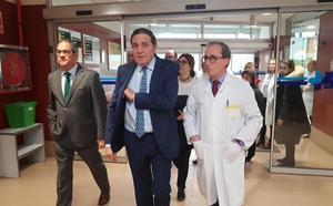 Santiago Rodríguez, nuevo gerente de Atención Primaria