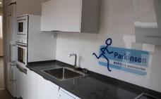 Visita las nuevas instalaciones de la Asociación Parkinson Burgos que están a punto de finalizarse