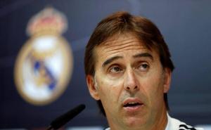 Lopetegui rompe su silencio: «No tuve tiempo en el Madrid»