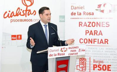 De la Rosa valora la «oportunidad» de diferenciar elecciones frente al «nerviosismo» de Lacalle