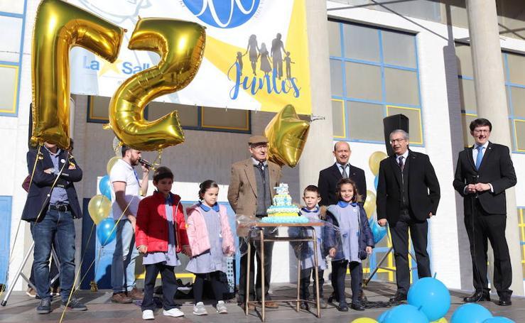 El colegio 'La Salle' celebra sus 75 años con una gran fiesta