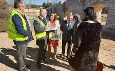 Fomento invierte 840.000 euros para reparar el puente de La Vid y Barrios