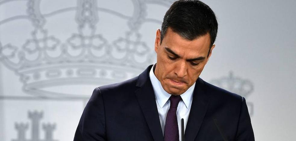 Sánchez convoca elecciones el 28 de abril y abre un futuro incierto