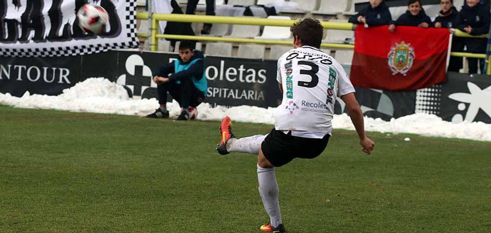 La tarea pendiente del Burgos CF: minimizar los errores