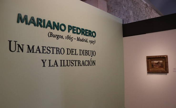 Mariano Pedrero, un maestro del dibujo y la ilustración