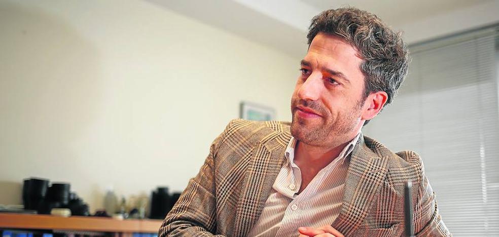César Pontvianne: «En Castilla nos gusta mucho autoflagelarnos, en vez de poner proa a la tormenta e ir a por ella»