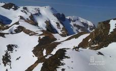Dos personas han sido rescatadas en el pico La Miel tras sufrir sendos accidentes