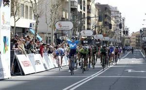 La XXXIV Vuelta Ciclista a Castilla y León inicia su recorrido en Belorado