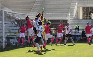 Segunda derrota consecutiva para el Burgos CF