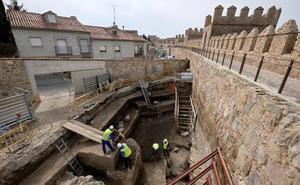 Nuevos hallazgos demuestran que el perímetro de la muralla de Ávila es de origen romano