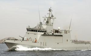 Gibraltar denuncia un incidente con un buque de la Armada que España niega