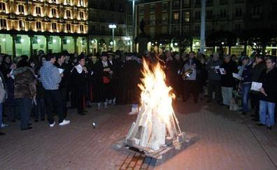 Las marzas: coplillas, fuego y tradición