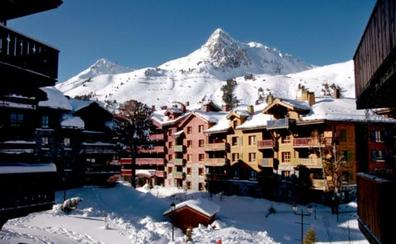 Evacuadas 440 personas de una estación de esquí francesa tras varios incendios