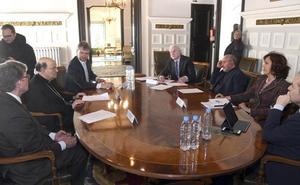 Patrimonio Nacional se involucrará entre 2020 y 2022 en la programación de la Fundación VIII Centenario de la Catedral