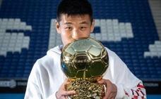Wu Lei, nombrado mejor jugador chino 2018