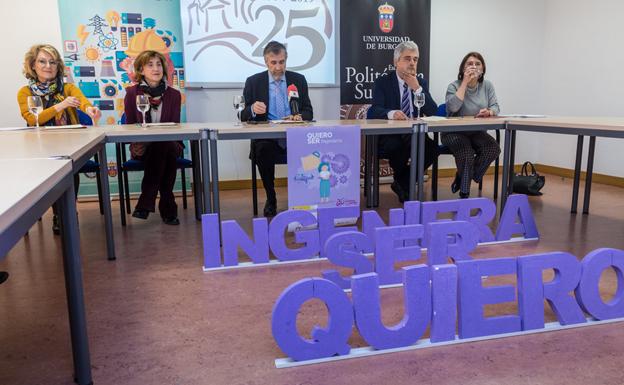 La Escuela Politécnica lanza el proyecto 'Quiero ser Ingeniera' en busca de la igualdad en las disciplinas técnicas y tecnológicas