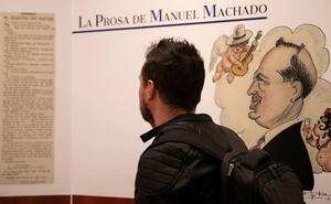Sevilla recupera a los hermanos Machado
