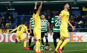 Fornals eleva al Villarreal en Europa