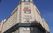 El Ministerio consolida la fachada del edificio de sindicatos