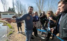 Tudanca garantiza la estabilidad institucional de las Cortes tras la salida de Clemente