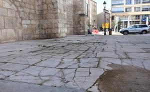 La remodelación de las traseras de San Lesmes arrancará el lunes, con una inversión de 170.000 euros