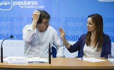El acuerdo entre Mañueco y Clemente incluía nombrarla secretaria general del PP