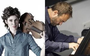Cultural Cordón acoge mañana el concierto de la violista Isabel Villanueva y el pianista Moisés Sánchez