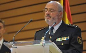 Interior envía a Valencia al jefe superior de Policía de Castilla y León