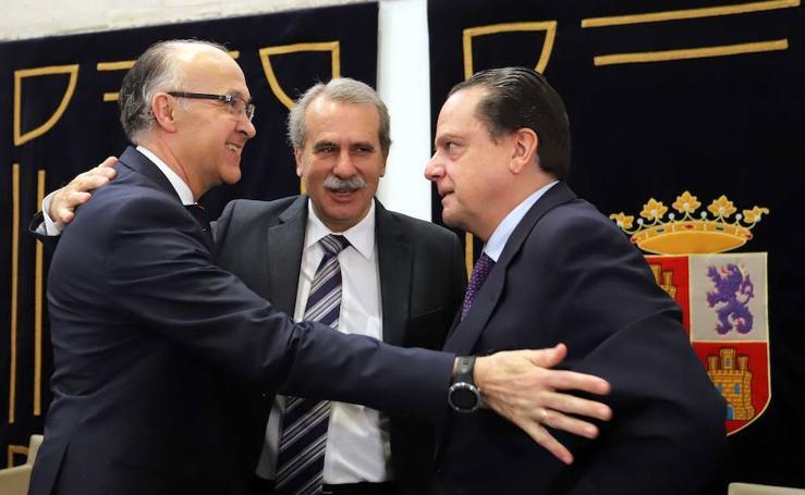 Toma de posesión de los presidentes del Consejo Consultivo y Consejo de Cuentas